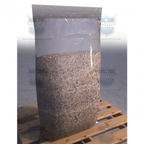 "Polyethylene Bags 21"" x 38"" (250 Bags / Roll)"
