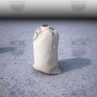 "Cotton Bags 6"" x 10"""