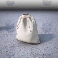 "Cotton Bags 8"" x 10"""